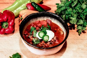 When It Gets Chilly, I Crave Chili